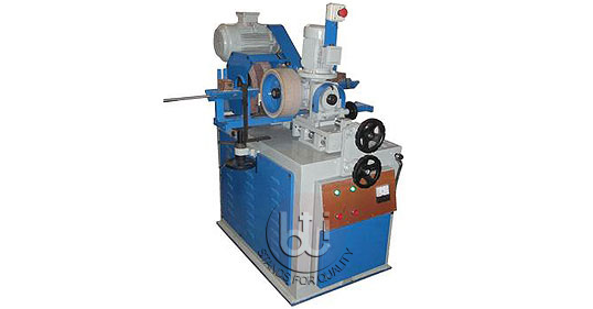 Single Head Round Pipe/Rod/Tube polishing and buffing machine BTI-RP-1H