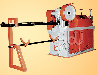 Fully Automatic Wire Straightening and Cutting Machine