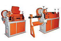High Speed Wire Straightening and Cutting Machines BTI M-06HS & BTI M-08HS