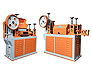 Wire straightening and cutting machines -